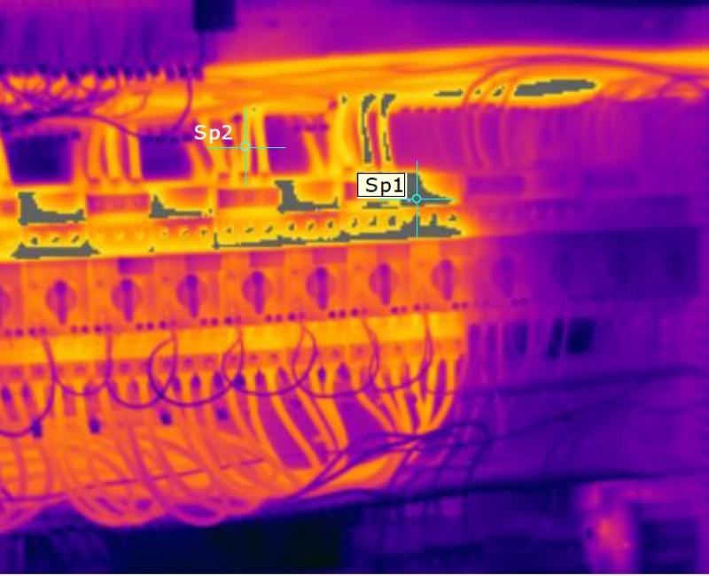 Elektrotermografi
